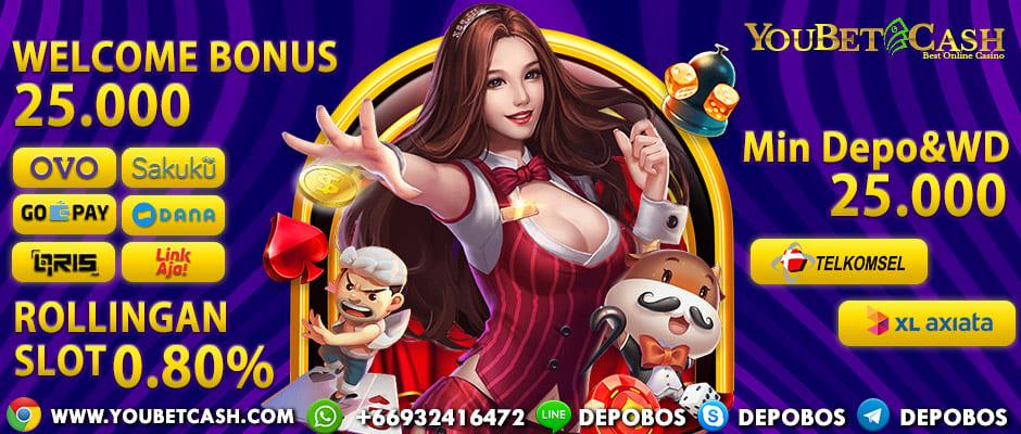 Penjelasan Permainan Judi Slot Online Yang Sangat Populer